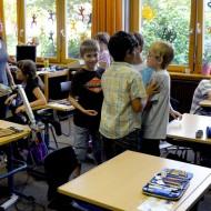 Klassenzimmer Blindeninstitut